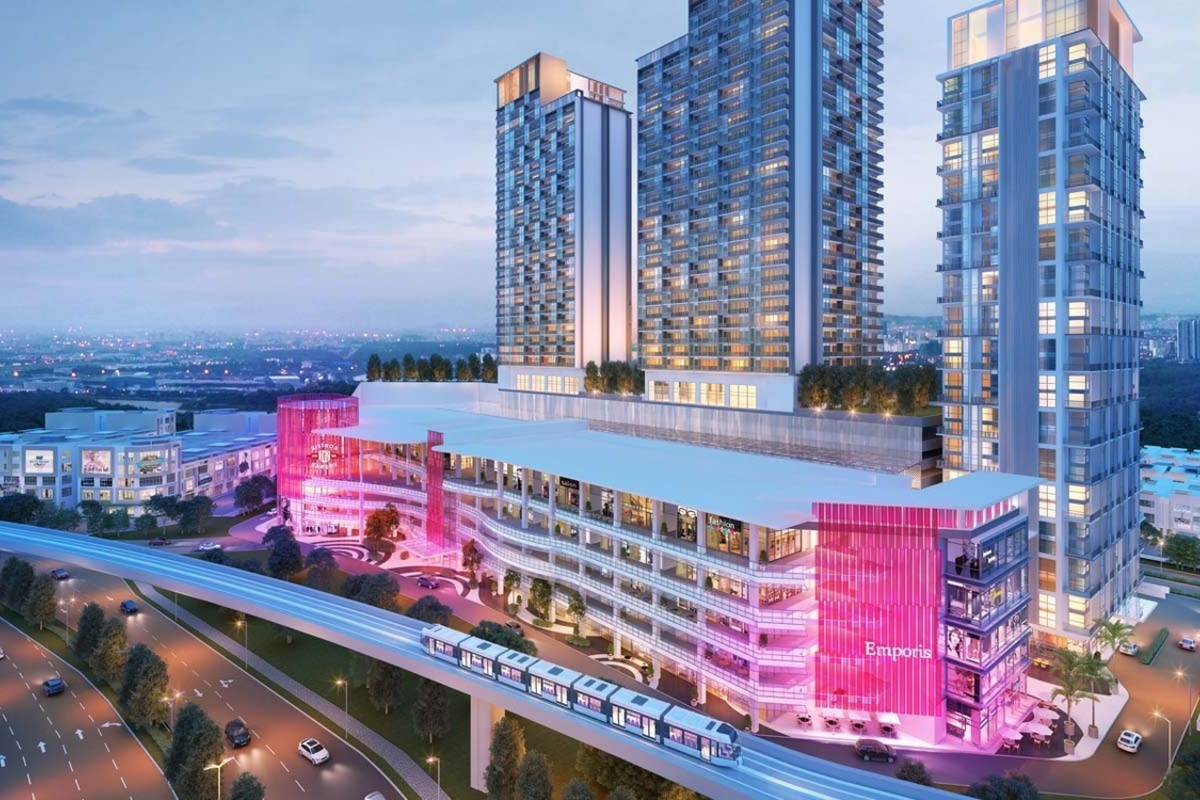 Review For Emporis Kota Damansara Propsocial