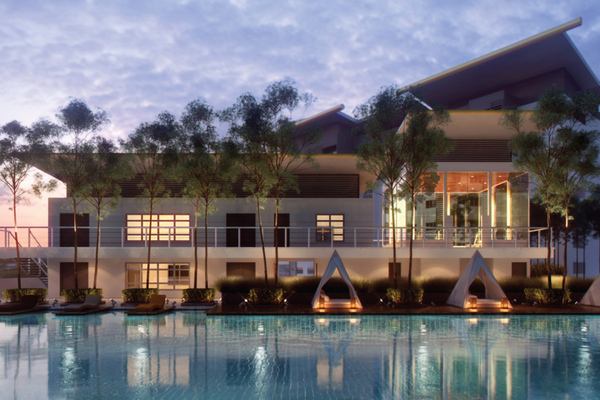 Permata Residence's cover picture