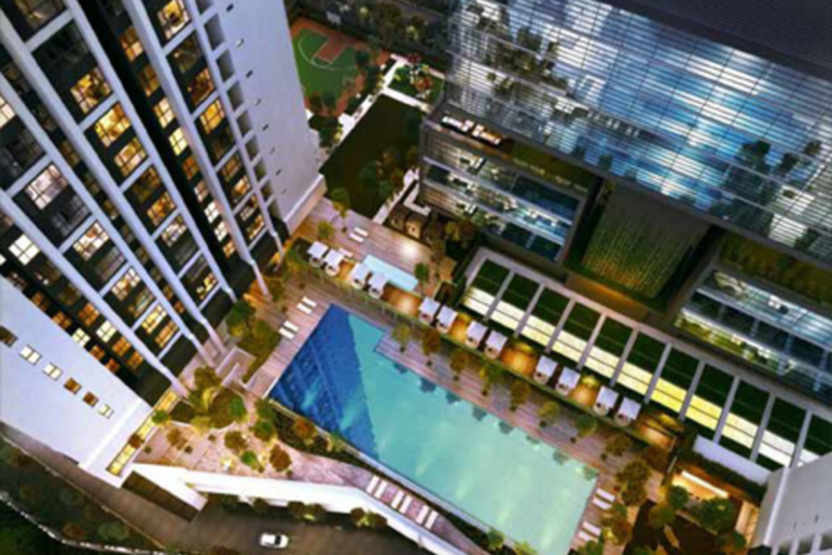 BayBerry Serviced Residence @ Tropicana Gardens Photo Gallery 3