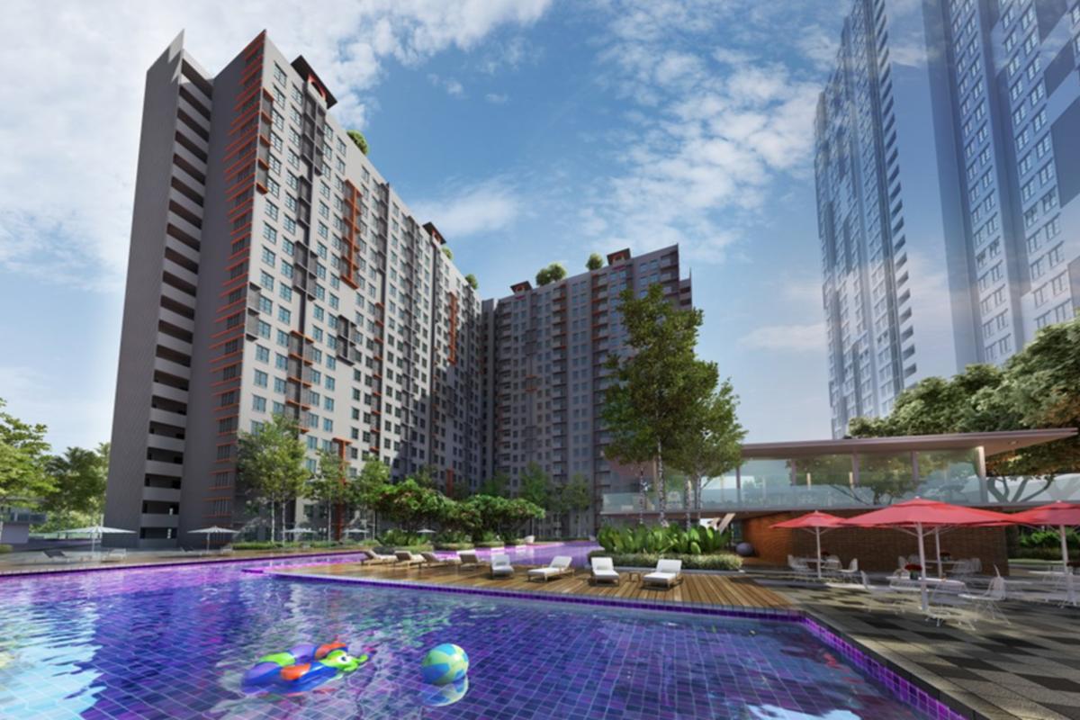 Vega Suites @ Selayang Star City Photo Gallery 1