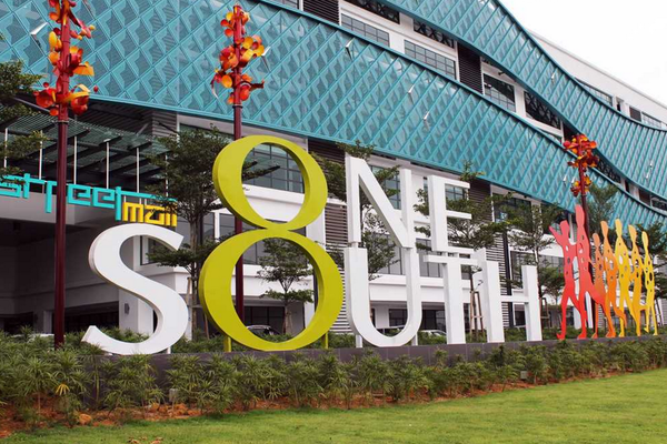 Street Mall @ One South's cover picture