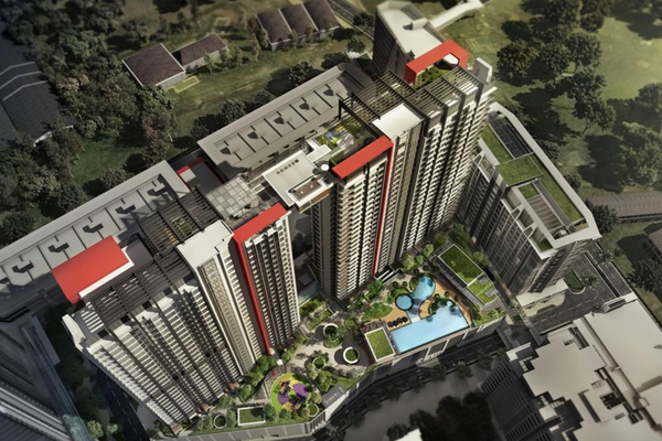 V Residence 2 @ Sunway Velocity's cover picture