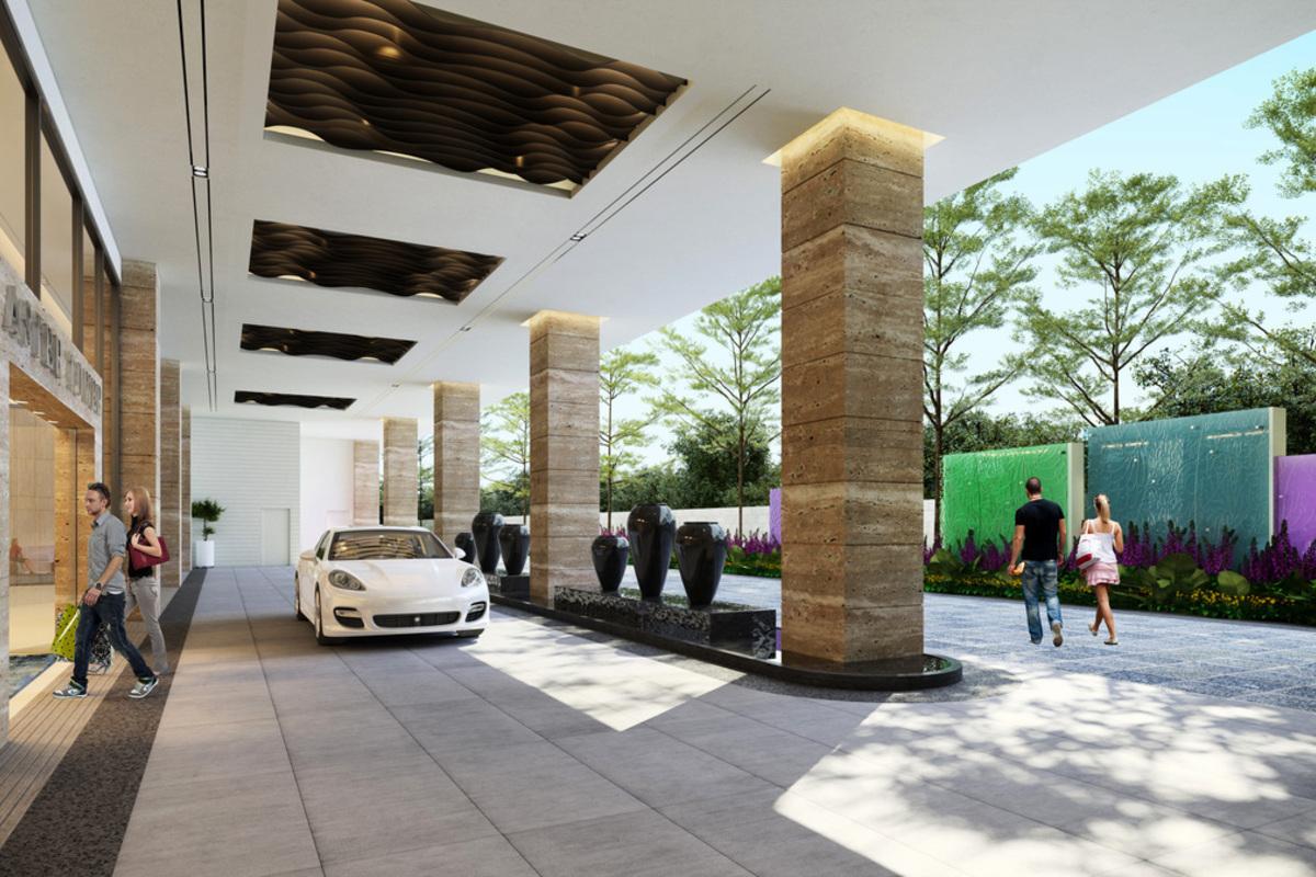 Amerin Mall & Residence Photo Gallery 7
