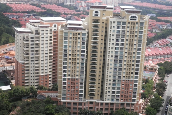 Perdana Emerald in Damansara Perdana