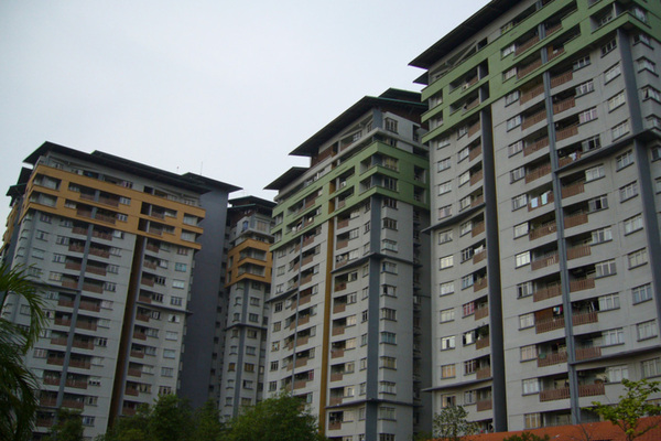 Perdana Exclusive in Damansara Perdana