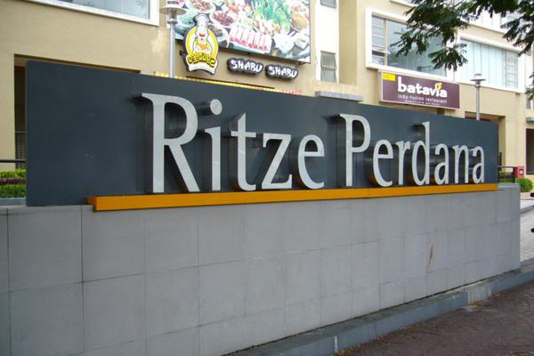 Ritze Perdana 1's cover picture