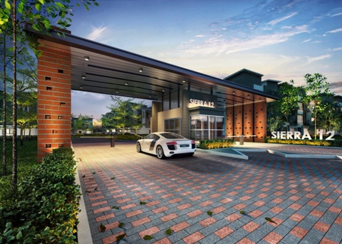 New development in N'Dira Townhouse, 16 Sierra