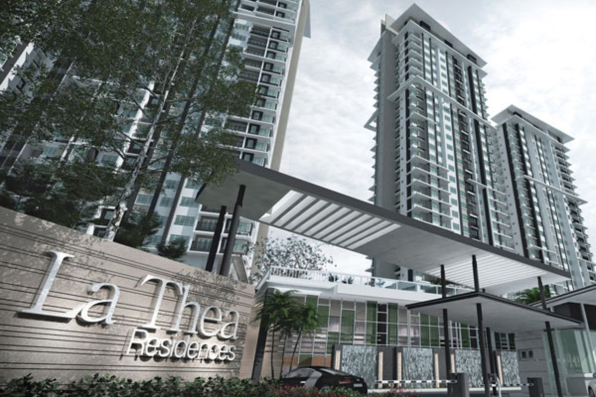 La Thea Residences Photo Gallery 0