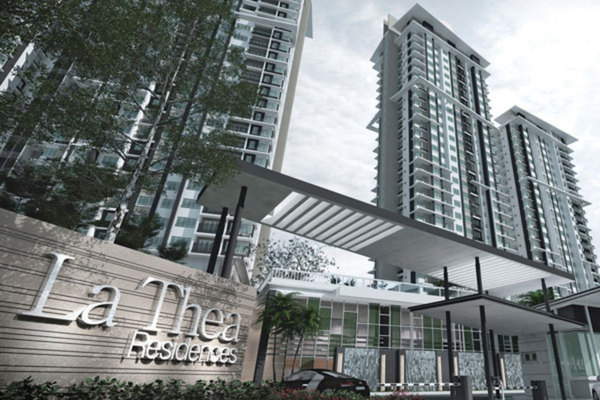 La Thea Residences in 16 Sierra
