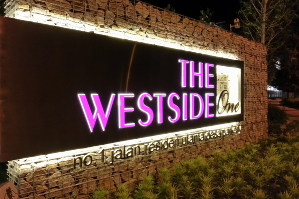 The Westside One's cover picture