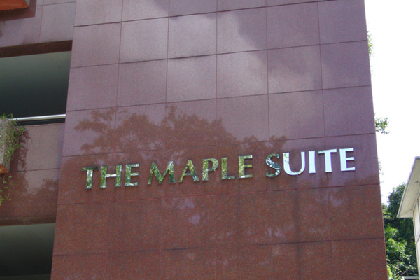 The Maple Suites's cover picture