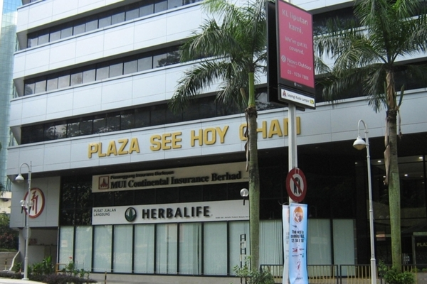 Plaza See Hoy Chan's cover picture