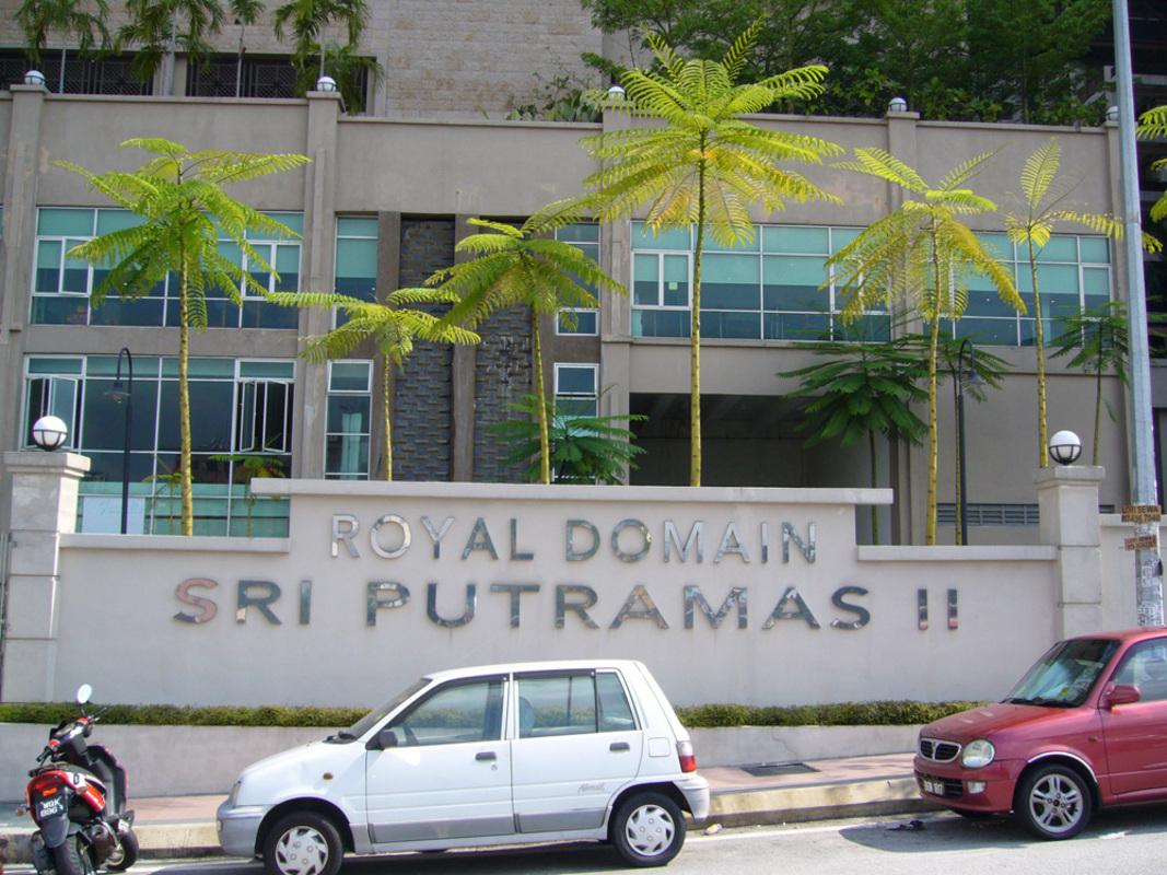 New development in Sri Putramas II, Dutamas