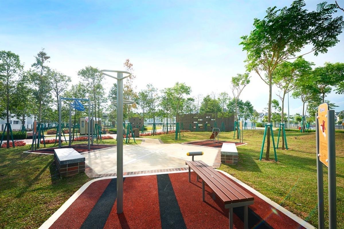 PROPCAFE™ Peek : Penduline Type C Homes @ Bandar Rimbayu ...