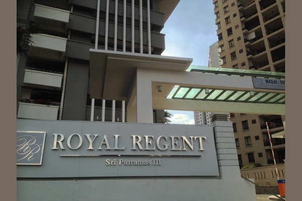 Royal Regent's cover picture