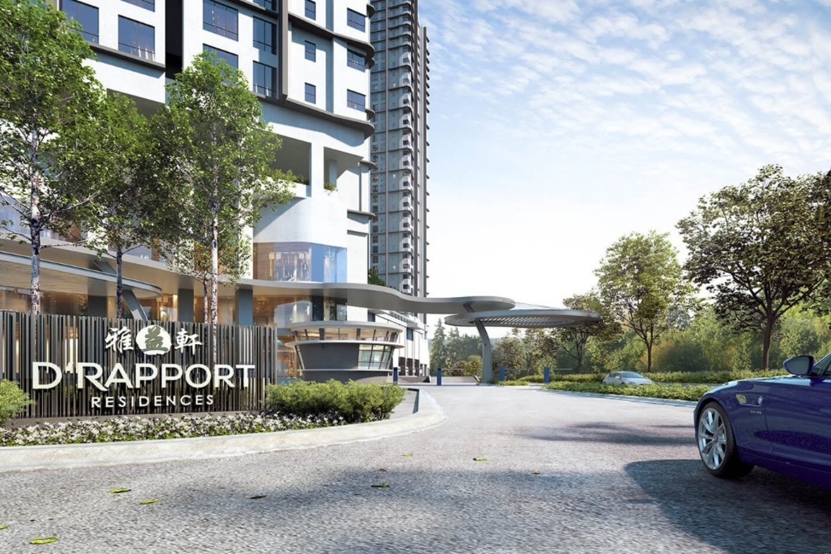 D'Rapport Residences Photo Gallery 1