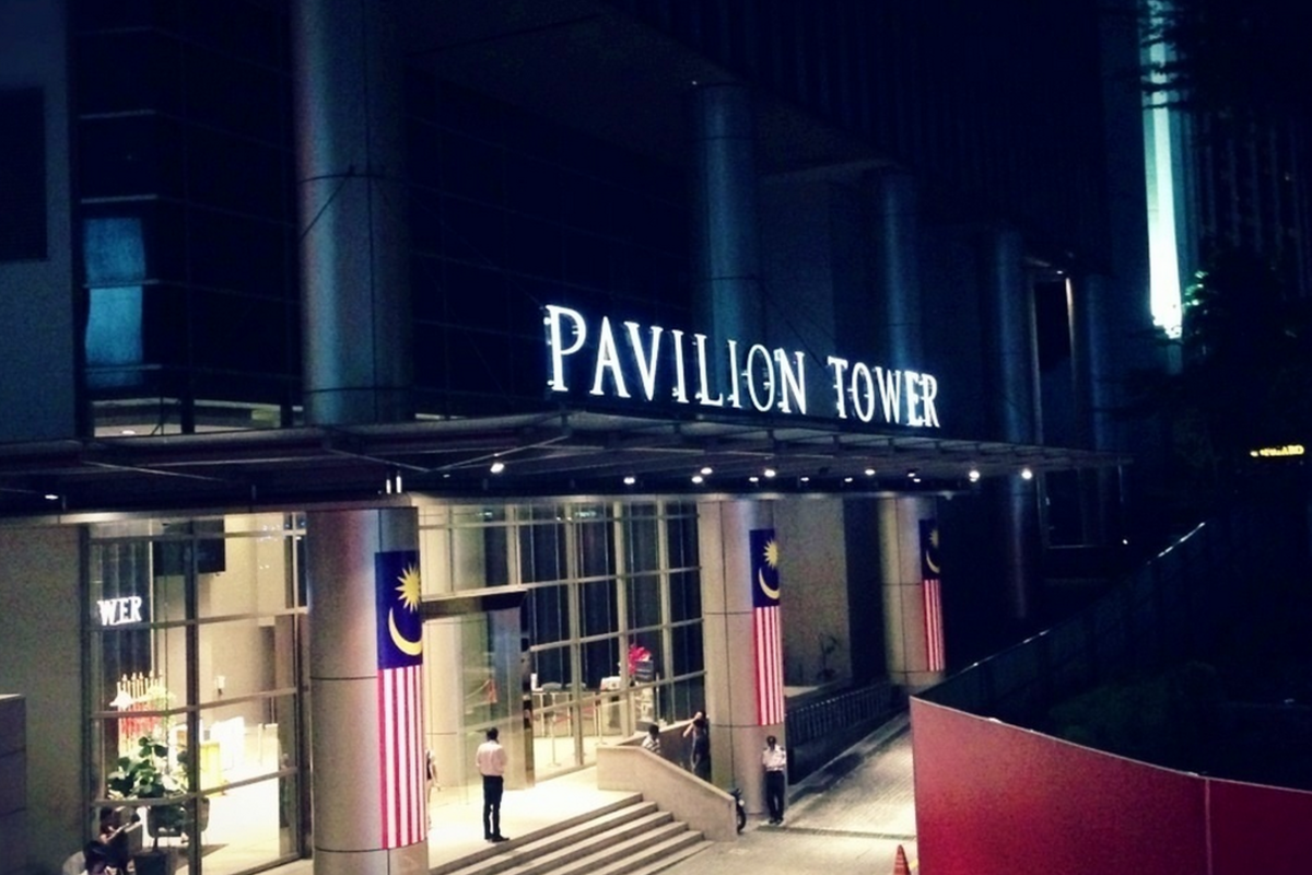 Pavilion Tower Photo Gallery 2