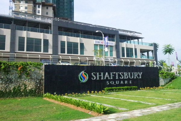 Shaftsbury Square's cover picture