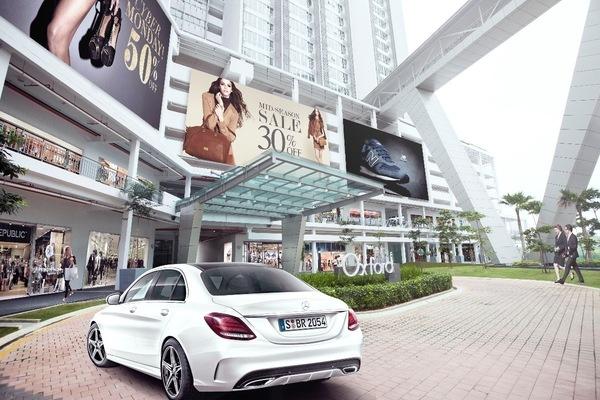New development in Garden Boulevard @ Garden Residence, Cyberjaya