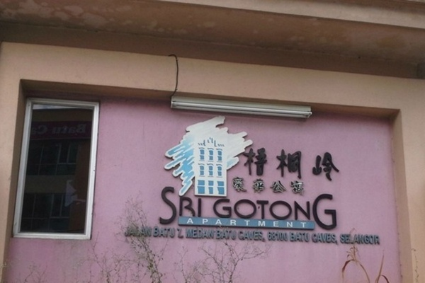 Sri Gotong Apartment's cover picture