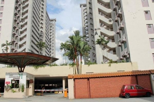Seri Cendekia Apartment's cover picture
