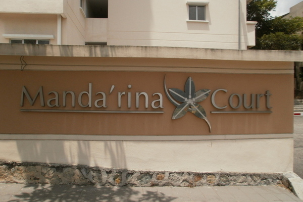 Mandarina Court's cover picture