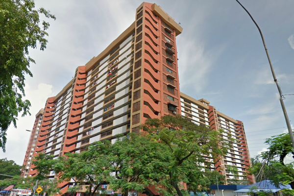Sri Sabah Apartment's cover picture