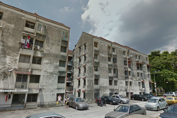 Taman Kobena Apartment's cover picture