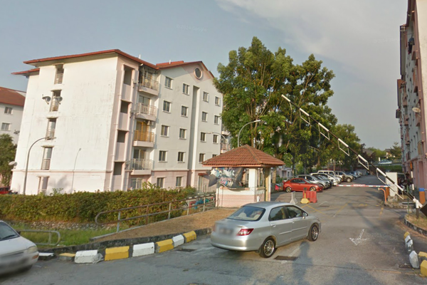 Seri Permai Apartment's cover picture