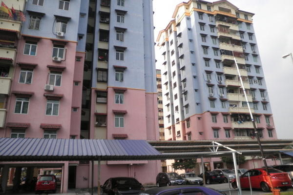 Cheras Utama Apartment's cover picture