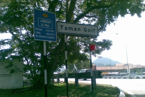 Taman Golf's cover picture