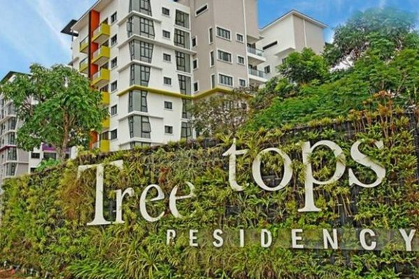Treetops Residency in Ipoh