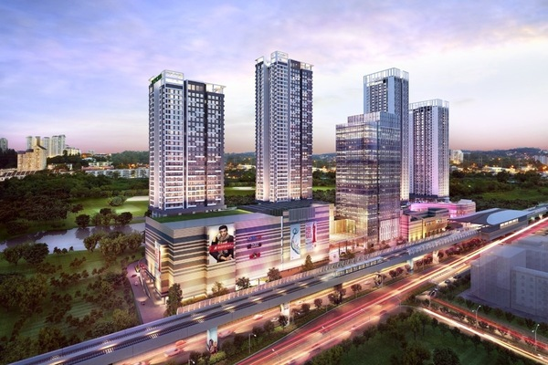 Dianthus Serviced Residences @ Tropicana Gardens's cover picture
