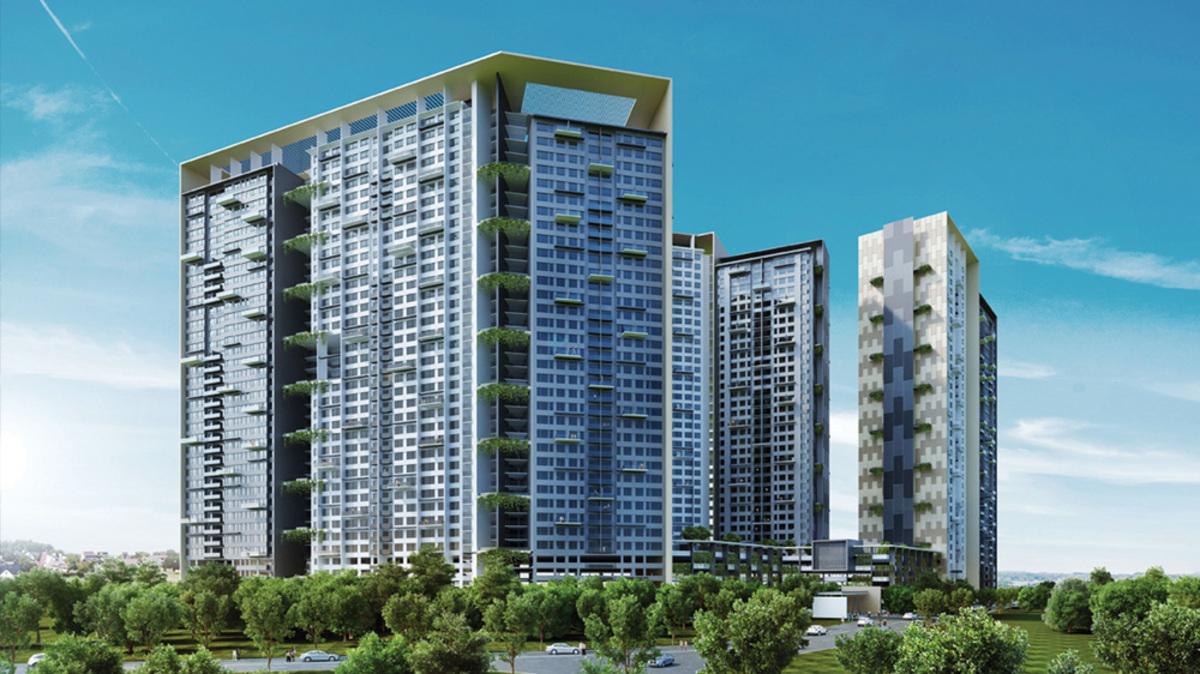 New development in Platinum Splendor Residence, Kuala Lumpur