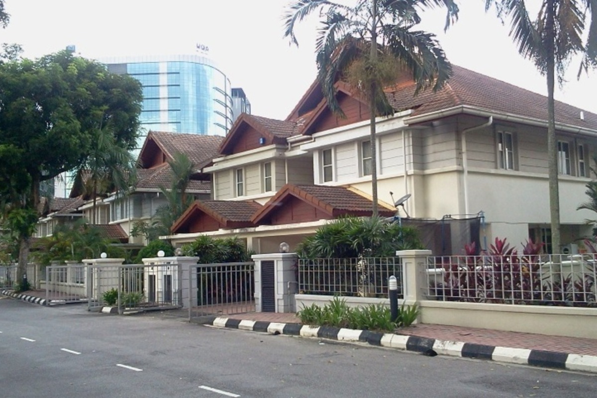 Semantan Villas Photo Gallery 0