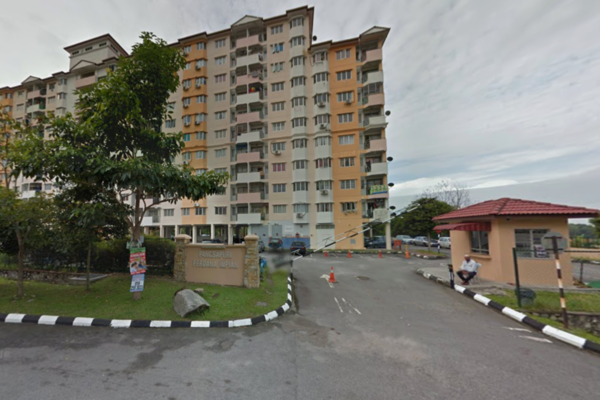 Perdana Impian Apartment's cover picture