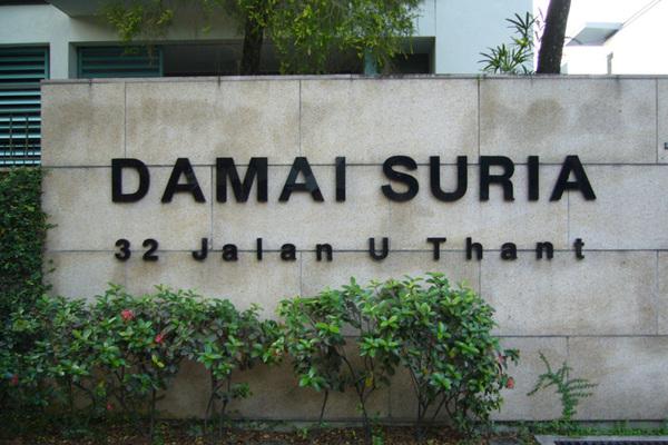 Damai Suria's cover picture