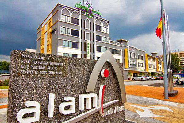Alami's cover picture
