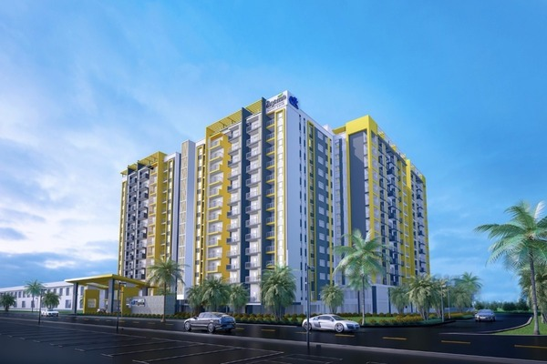 New development in DK Impian, Shah Alam