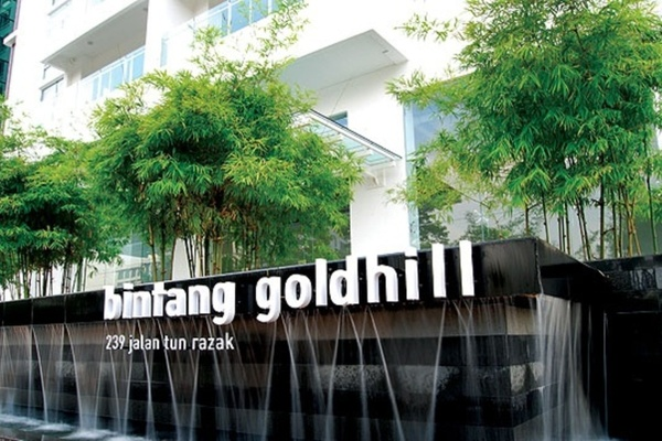 Bintang Goldhill's cover picture