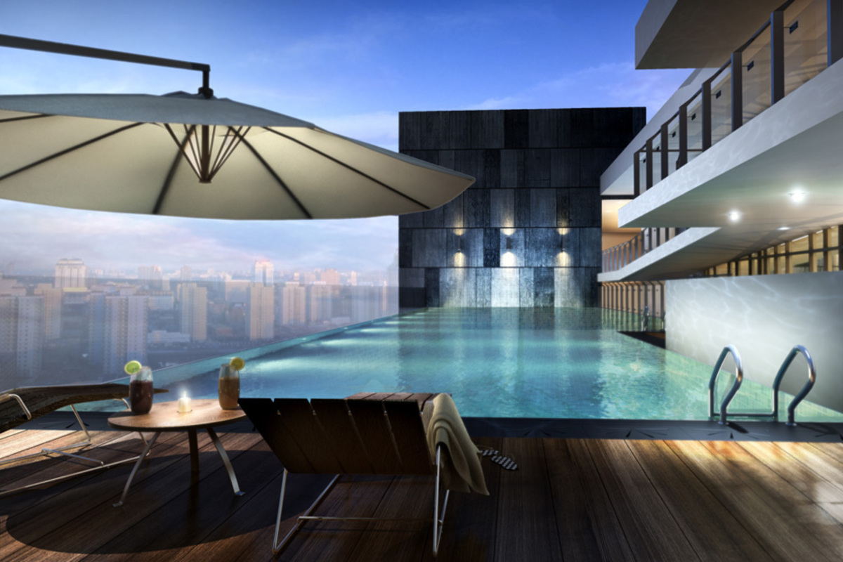 Central SOHO @ Central Residence Photo Gallery 0