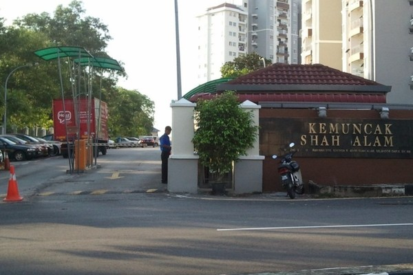 Kemuncak Shah Alam's cover picture