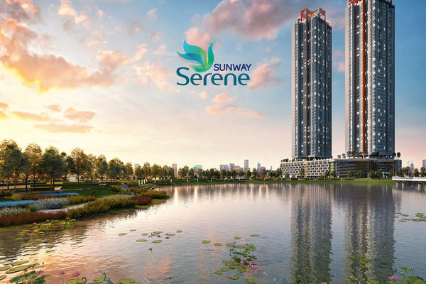 Sunway Serene's cover picture
