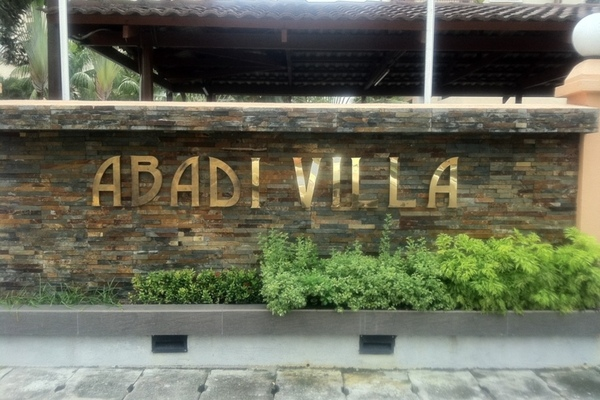 Abadi Villa's cover picture