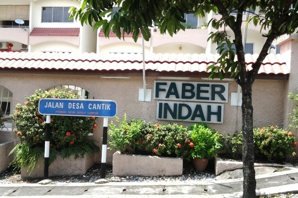 Faber Indah's cover picture
