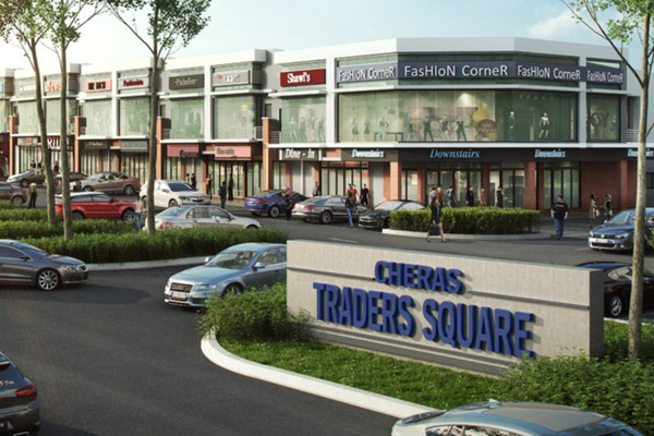 Cheras Traders Square's cover picture