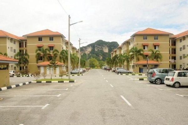 Permai Lake View Apartment's cover picture