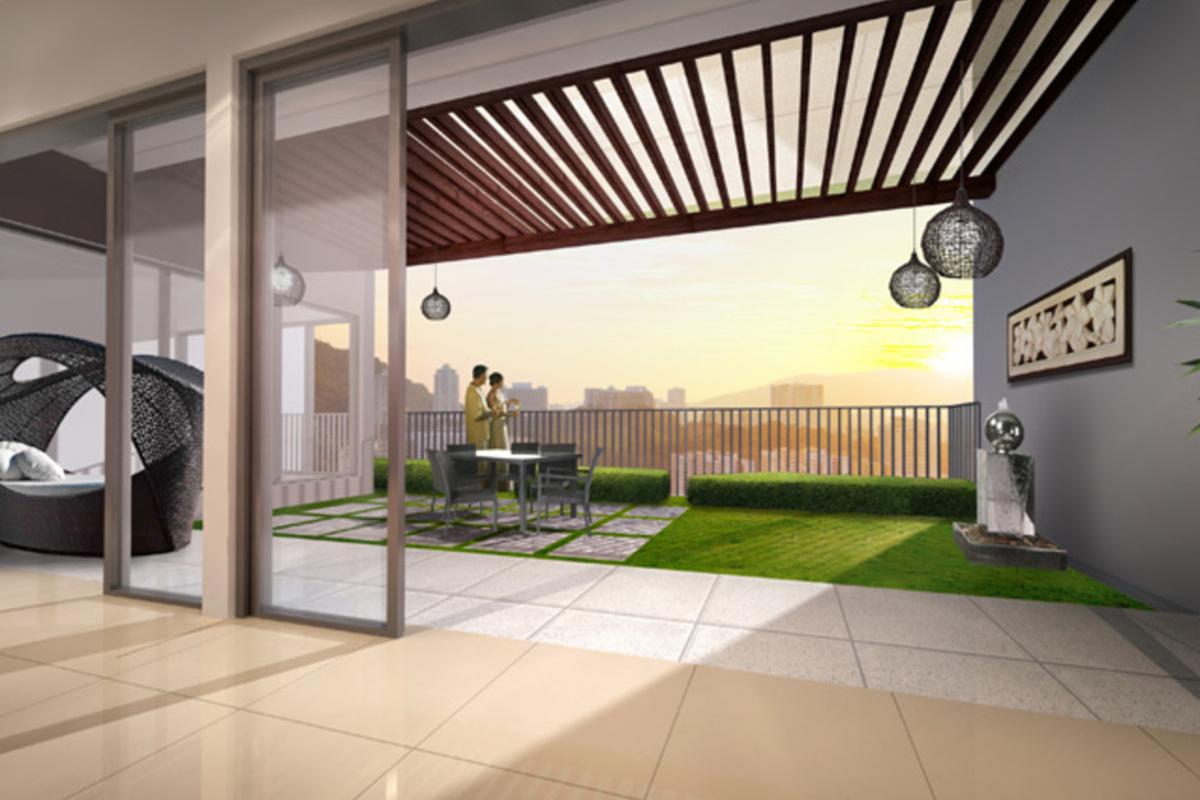 Skycube Residence Photo Gallery 4