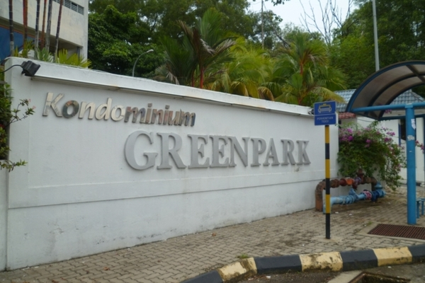 Greenpark in Old Klang Road