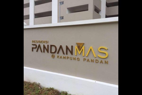 Residensi Pandanmas's cover picture